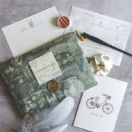 Sleepy Bee Studio 'Cambridge' Stationery Set